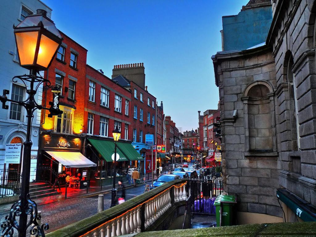 Stage Linguistici A Dublino